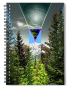 Mount Lincoln's Locus Spiral Notebook