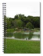 Mount Royale Parc Spiral Notebook
