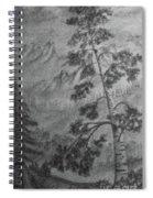 Mountain Outlook Spiral Notebook