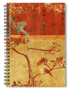Mourning Dove In The Morning Spiral Notebook