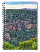 Mt Piddington - Nsw - Australia Spiral Notebook