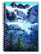 Mt. Shuksan, North Cascades National Park, Whatcom County, Wa Spiral Notebook