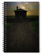 Mud Hole  Spiral Notebook