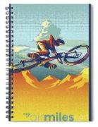 My Air Miles Spiral Notebook