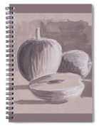 My Apples Spiral Notebook
