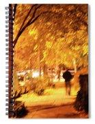 My Blurred World Spiral Notebook