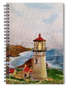 My Lighthouse Spiral Notebook