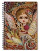 My Little Fairy Selma Spiral Notebook