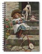 My Turn Next, 19th Century Spiral Notebook