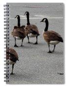 My Walking Buddies Spiral Notebook