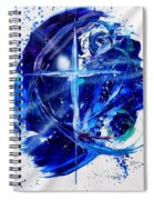 Mystery Of Faith Spiral Notebook