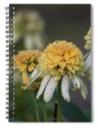 Nana's Garden Spiral Notebook