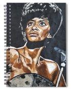 Nancy Wilson Spiral Notebook