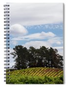 Napa Valley Spiral Notebook