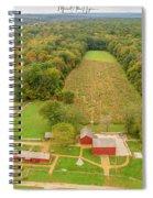 Nathan Hale Homestead Spiral Notebook