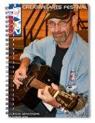 National Veterans Creative Arts 2016 Spiral Notebook