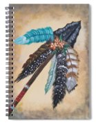 Native American Style  Spiral Notebook