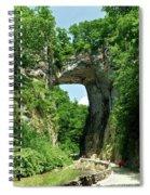 Natural Brige  Spiral Notebook