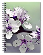 Naturalness And Flowers 33 Spiral Notebook