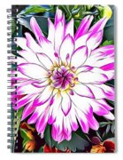 Naturalness And Flowers 38 Spiral Notebook