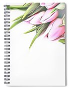 Naturalness And Flowers 42 Spiral Notebook