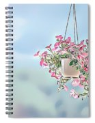 Naturalness And Flowers 43 Spiral Notebook