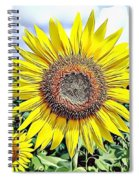 Naturalness And Flowers 51 Spiral Notebook