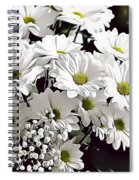 Naturalness And Flowers 52 Spiral Notebook