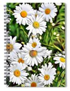Naturalness And Flowers 57 Spiral Notebook