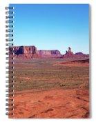 Nature At Work Spiral Notebook