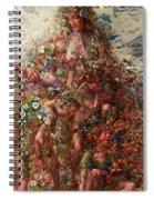Nature Or Abundan Spiral Notebook