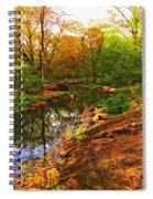 Nature's Heart Healer Spiral Notebook