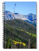 Nature's Splendid Spiral Notebook