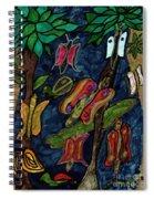 Nature's Wonder Spiral Notebook