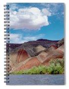 Navajo Rug Spiral Notebook