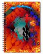 Navajo Sunset- Spiral Notebook
