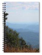 Nc Blue Ridge Parkway 9 Spiral Notebook