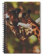 Necking Spiral Notebook