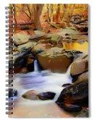 New Jersey Pines Spiral Notebook