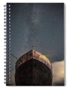 New Life Milkway  Spiral Notebook