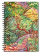 New River Trail Spiral Notebook