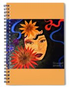 New Year 2018 Spiral Notebook