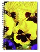 New Yella Spiral Notebook