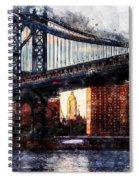 New York Panorama - 30 Spiral Notebook