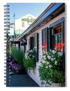 Newport Street Spiral Notebook