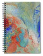 Night And Day Cardboard Spiral Notebook