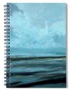 Night Sea Spiral Notebook
