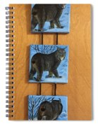 Northern Alberta  Lynx  Spiral Notebook