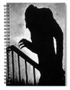 Nosferatu The Vampire Spiral Notebook