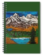 Number Four - Call Of The Wild Spiral Notebook